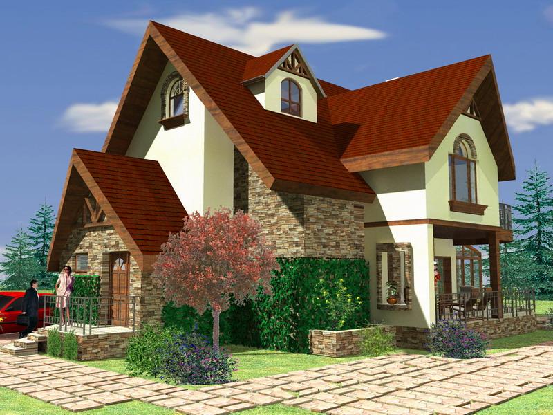 Classique maison neuve 1
